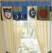 Sports Match Window Treatments