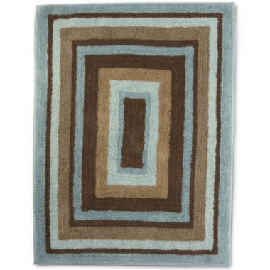 jcpenney.com | My Baby Sam Mad About Plaid Nursery Rectangular Rug