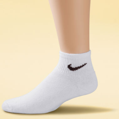 jcpenney.com | Nike® 6-pk. Men's Quarter Socks