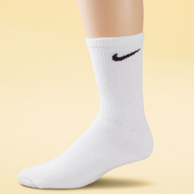 jcpenney.com | Nike® 6-pk. Performance Cotton Crew Socks