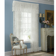 Provencial Lace Window Sheers