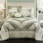 Home Expressions™ Cassandra Quilted Bedspread & Accessories