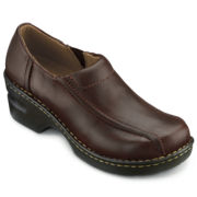 Eastland® Tracie Womens Slip-On Leather Shoes