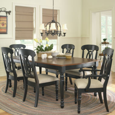 jcpenney.com | Raleigh Dining Collection