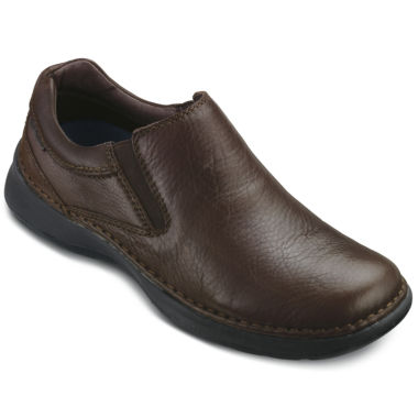 jcpenney.com | Hush Puppies® Lunar II Mens Comfort Slip-On Shoes