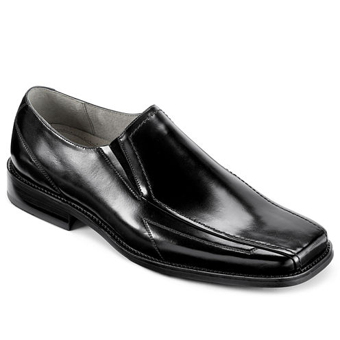 Stacy Adams® Connelly Mens Bicycle Toe Slip-On Leather Dress Shoes