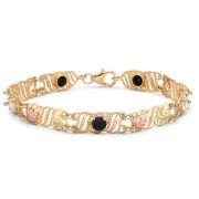 Black Hills Gold® Bracelet, 9