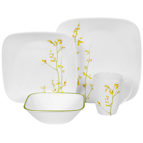 Corelle® Square™ Kobe 16-pc. Dinnerware Set