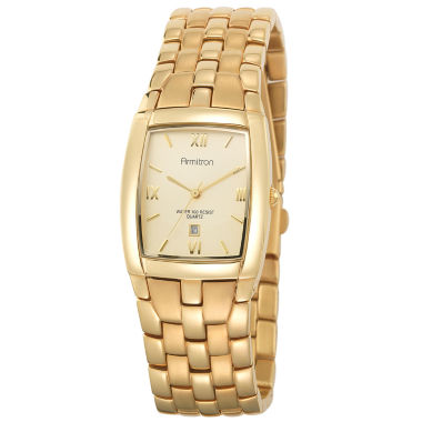jcpenney.com | Armitron® Mens Gold-Tone Watch