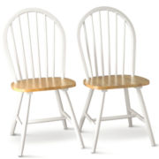 Willow Set of 2 Dining Chairs