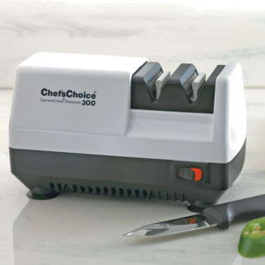 jcpenney.com | Chef'sChoice® Diamond Hone Two-Stage Knife Sharpener M300