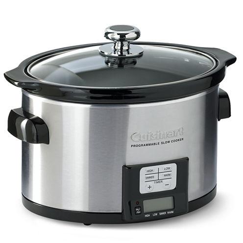 Cuisinart® 3.5-qt Programmable Slow Cooker