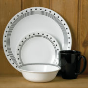 Corelle® Livingware™ City Block 30-pc. Dinnerware Set