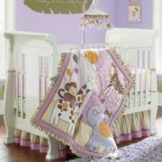 Savanna Bella Convertible Crib - Off White