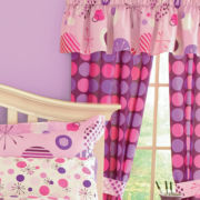 JCPenney Home™ Rebound Polka Dot Window Treatments