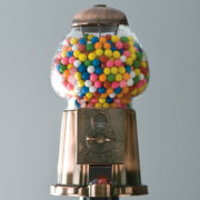 Carousel® Old Fashioned Gumball Machine