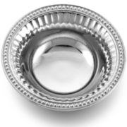 Wilton Armetale® Flutes & Pearls Dipping Bowl