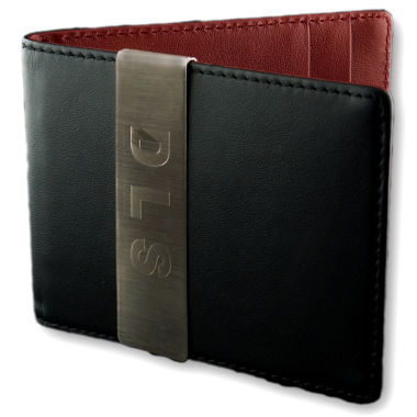 jcpenney.com | Engravable Front Pocket Wallet with Money Clip