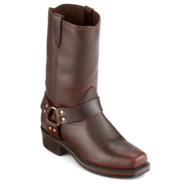 jcpenney.com | Dingo® Mens Oil-Tanned Leather Motorcycle Boots