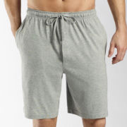 Stafford® Knit Pajama Shorts-Tall