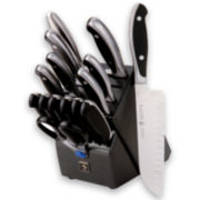 J.A. Henckels 16-pc. Forged Synergy Knife Set