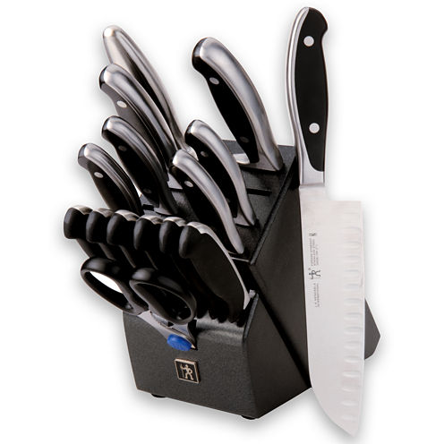 J.A. Henckels Forged Synergy 16-pc. Knife Set