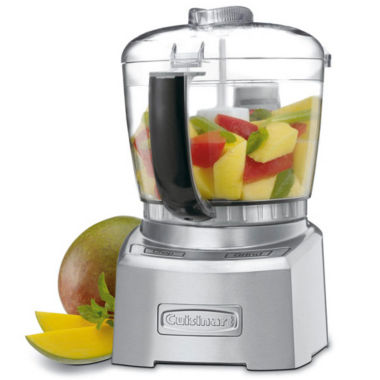jcpenney.com | Cuisinart® 4-Cup Die-Cast Chopper/Grinder CH-4DC