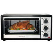 Hamilton Beach® 6-Slice Convection Toaster Oven & Broiler