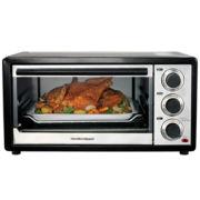 Hamilton Beach® 6-Slice Convection Toaster Oven & Broiler