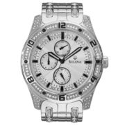 Bulova Men's Crystal Watch