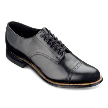 jcpenney.com | Stacy Adams® Madison Mens Cap Toe Leather Lace Oxford Dress Shoes