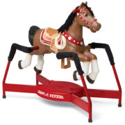 "Radio Flyer® ""Blaze"" Interactive Rocking Horse"