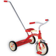 "Radio Flyer® 10"" Push Handle Tricycle"
