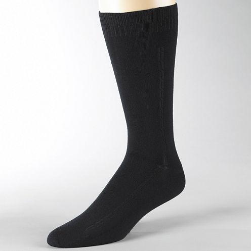 Dr. Scholl's® 2-pk. Non Binding Dress Socks
