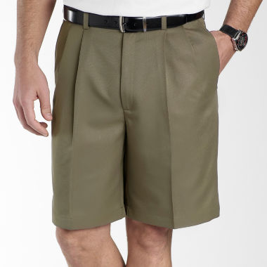 jcpenney.com | Haggar® Cool 18® No–Iron Shorts–Big & Tall