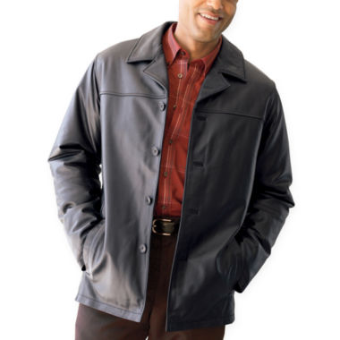 jcpenney.com | Lambskin Excelled Car Coat