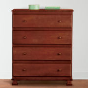 DaVinci Parker 4-Drawer Dresser - Cherry