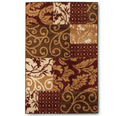 Emporia Washable Rectangular Rug JCPenney