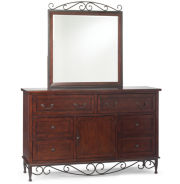 Newcastle 6-Drawer Dresser or Mirror