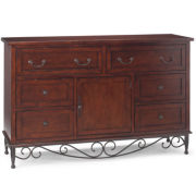 Newcastle 6-Drawer Dresser