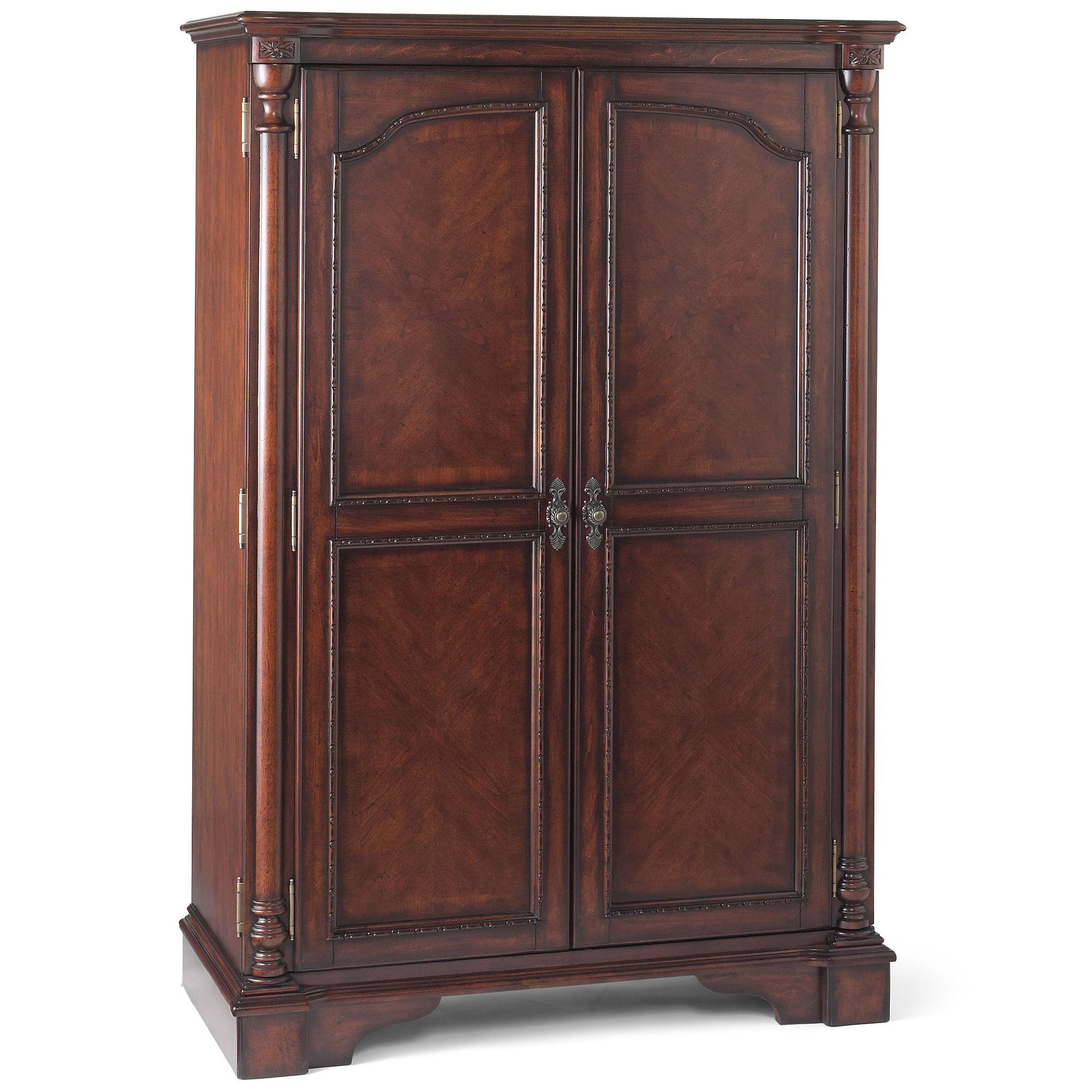 Tv Armoire Renaissance Revival Design Imperial Suite