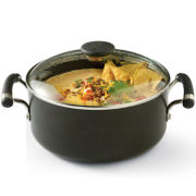 Circulon® Acclaim 3-qt. Covered Saucepan