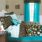 JCPenney Home™ Camryn Polka Dot Complete Bedding Set with Sheets