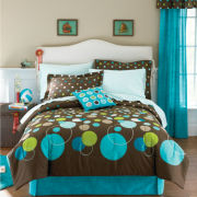 jcp home™ Camryn 8-pc. Complete Bedding Set with Sheets Collection