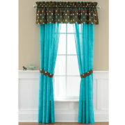jcp home™ Camryn Polka Dot Window Coverings