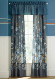Splatter Window Treatments