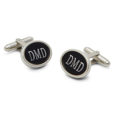 jcpenney.com | Engravable Matte Black Cufflinks