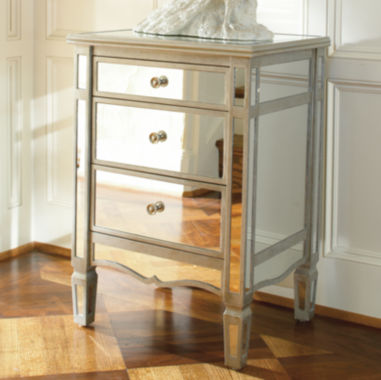 jcpenney.com | Versailles Mirrored Storage Chest