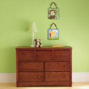 Rockland Renew 7-Drawer Dresser - Cherry
