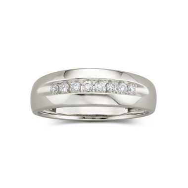 jcpenney.com | Mens 1/4 CT. T.W. Diamond Ring 10K